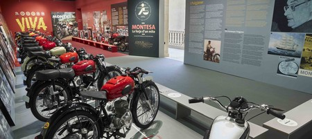 Desde la Montesa Impala hasta las motos de trial de Toni Bou, así celebra la marca sus 75 años de historia
