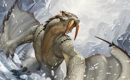 El Barioth volverá a ponernos en aprietos en Monster Hunter World: Iceborne y esta es su carta de presentación [GC 2019]
