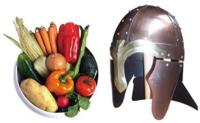 La dieta medieval es más sana que la actual