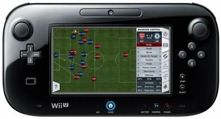 Primeras imágenes del 'FIFA 13' de Wii U mostrando el uso del Wii U Gamepad: despertando el técnico que llevamos dentro