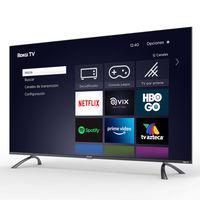La nuevas Philips Roku TV llegan a México: Smart TVs desde 32 hasta 75 pulgadas con Roku Voice, 180Hz y 4K HDR