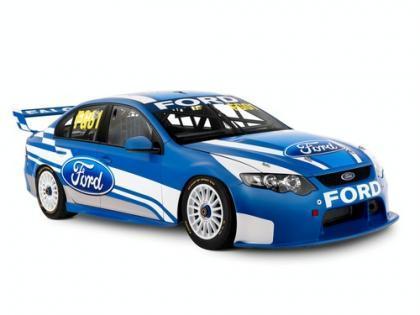 Nuevo Ford Falcon FG01 para el V8 Supercar