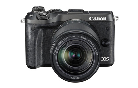 Canon Eos M6 18 150