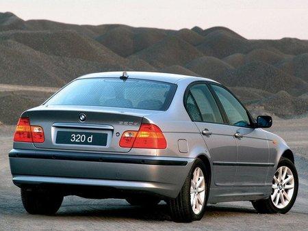 BMW 320d (2001)