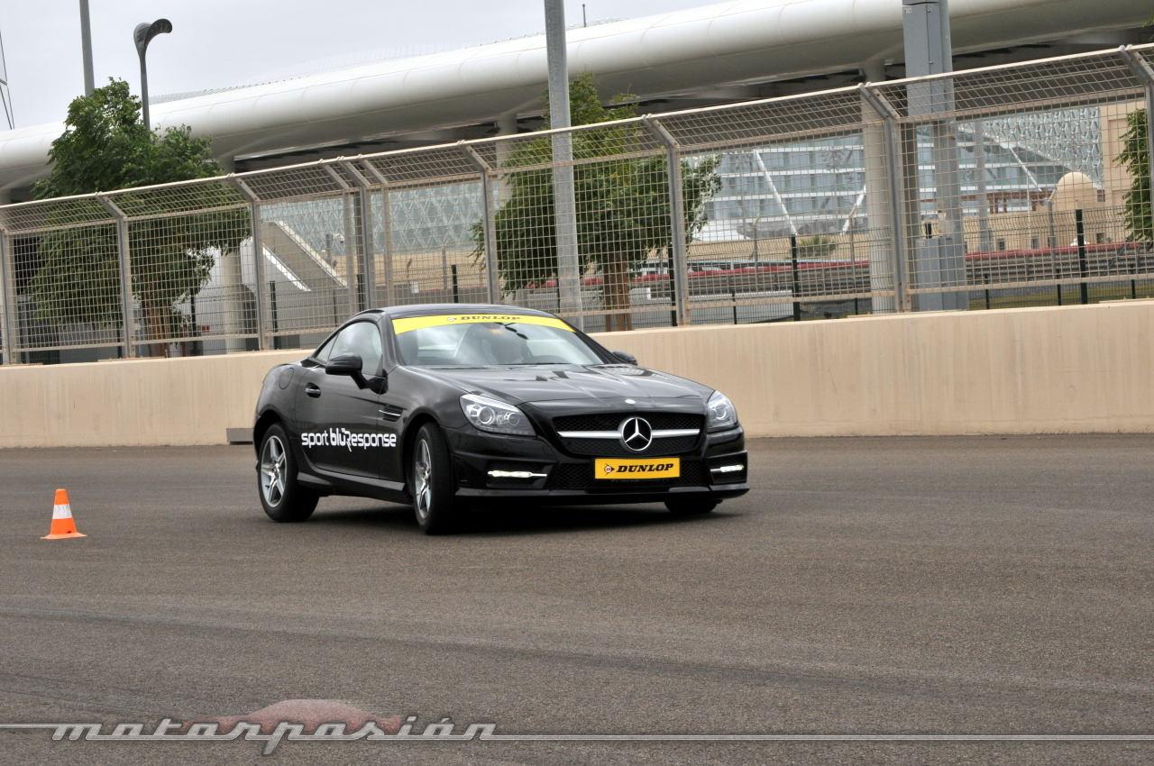 Foto de Dunlop Sport BluResponse, presentación y prueba en Yas Marina (18/24)