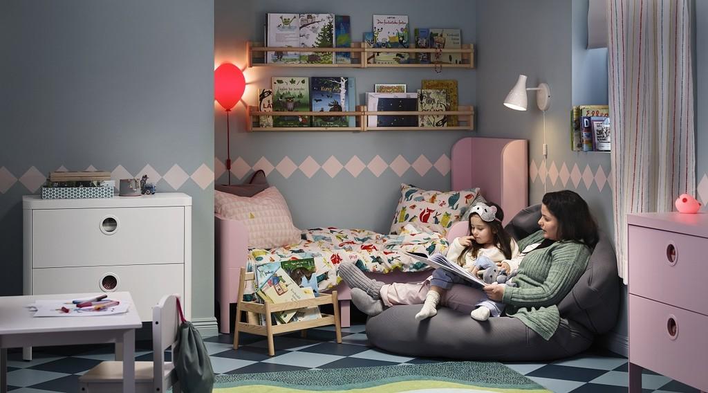 ¿Cómo llevas el confinamiento en familia? 8 ideas de Ikea para que los niños jueguen, se diviertan y estudien en casa