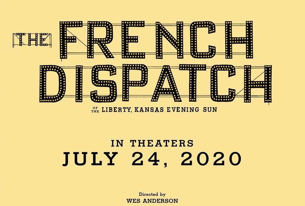 'The French Dispatch': the new Wes Anderson has a release date, synopsis and cast confirmed