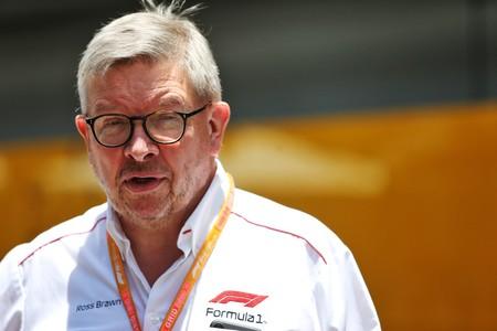 Ross Brawn F1