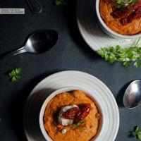 Deliciosas recetas sin gluten y mucho más en el menú semanal del 23 al 29 de mayo