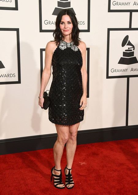 Courteney Cox y su Marc Jacobs