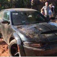 Vin Diesel se moderniza y presume el nuevo Dodge Charger Hellcat Widebody que aparecerá en Fast 9