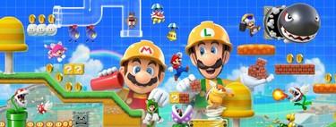 Hemos jugado a Super Mario Maker 2, la serie regresa a lo grande con el Mario más variado e infinito