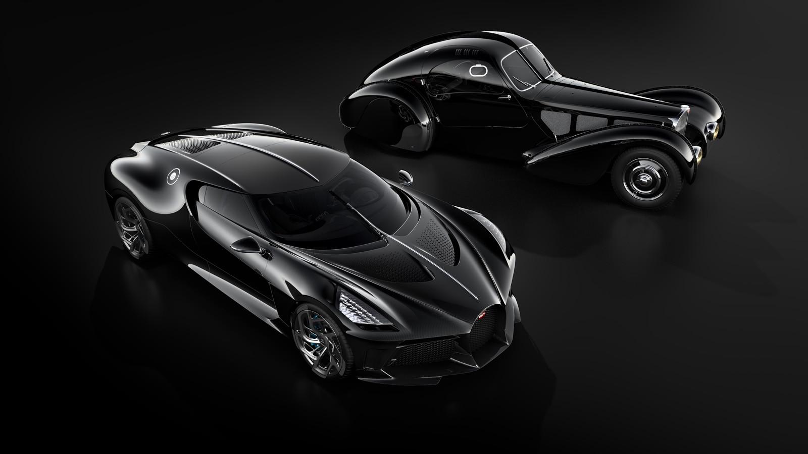 Foto de Bugatti Type 57 Atlantic La Voiture Noire (8/12)