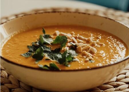 Sopa de habas estilo Campeche. Receta fácil de comida casera mexicana