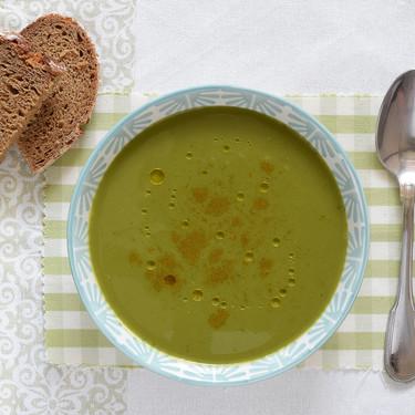 Sopa fría de berros y yogur: receta con y sin Magimix Cook Expert