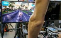 Zwift, para participar de una carrera desde tu bicicleta estática