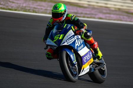 Eric Granado completa el doblete en Cheste y Matteo Ferrari es el primer campeón de motos eléctricas