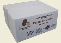 caja patatas galicia