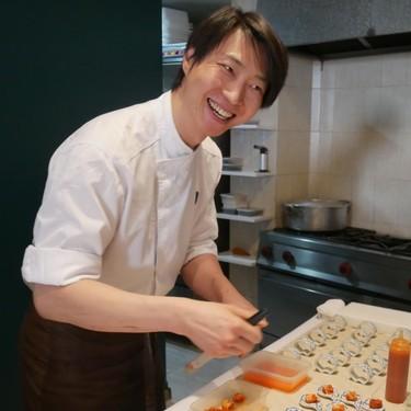 Sorprendente cocina coreano-vasca en el nuevo restaurante de Luke Jang, ex de El Bulli y Mugaritz