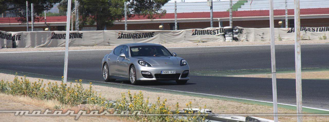 Foto de Porsche Panamera GTS (Prueba) (73/135)