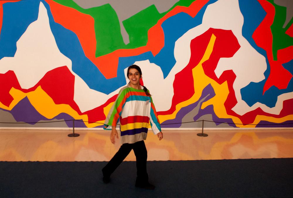 Exposición Color a la vida de Tino Soriano
