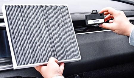 Hyundai desarrolla un purificador de aire inteligente que elimina las partículas contaminantes en el coche