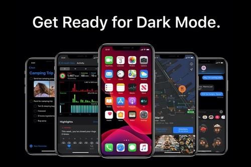 """""""Prepárate para el modo oscuro"""". Así han de prepararse las apps para iOS 13."""