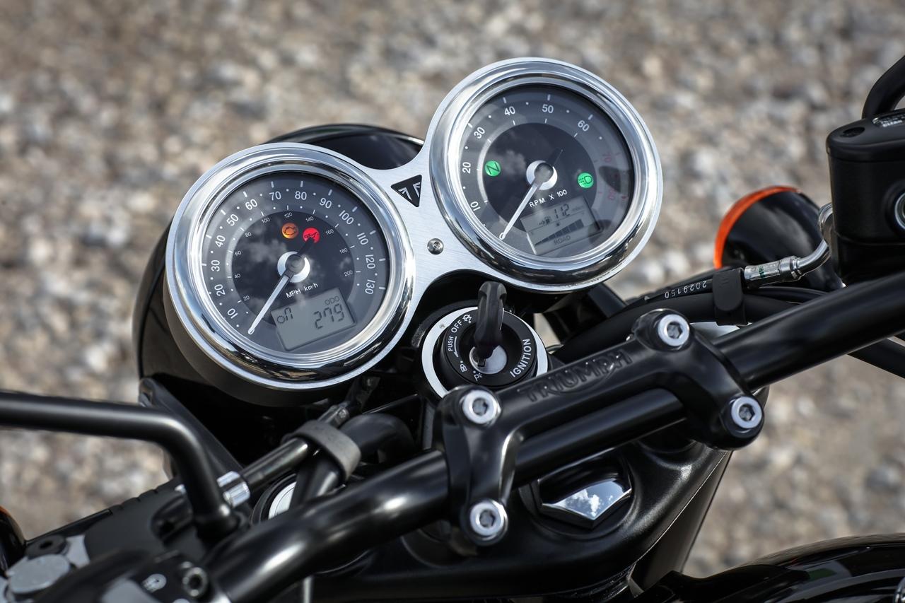 Foto de Triumph Bonneville T120 y T120 Black (49/70)