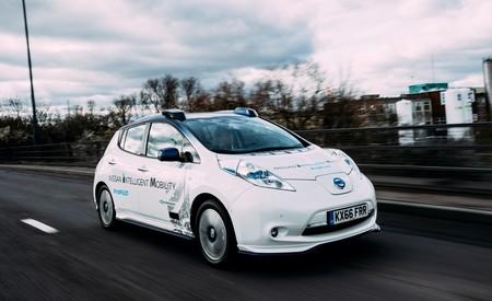 Coche Autonomo Nissan