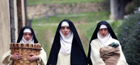 'The Little Hours', tráiler para adultos con Alison Brie y Aubrey Plaza como monjas obscenas