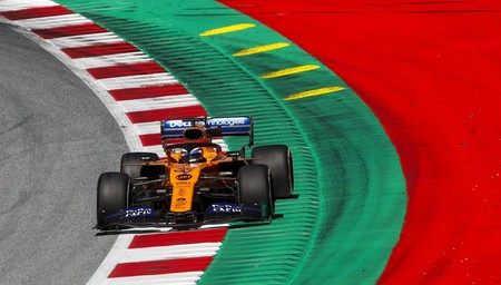 Sainz Austria F1 2019