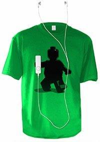 Podbrix: camisetas de edición limitada para iPod