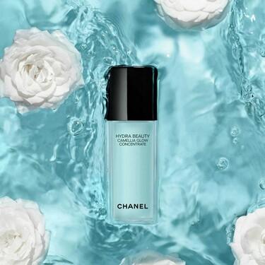 Hydra Beauty Camellia Glow de Chanel es la combinación perfecta entre exfoliación e hidratación