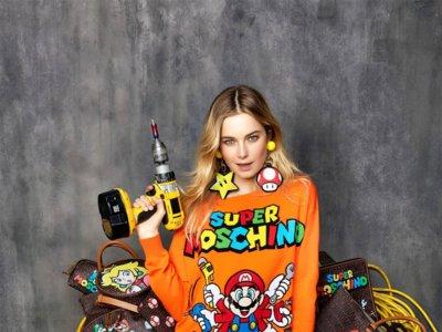 Super Mario Bross contrata un nuevo empleado, y no es otro que Jeremy Scott