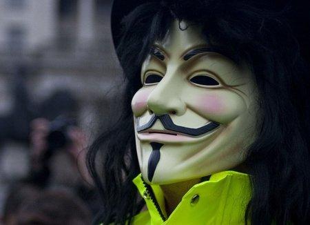 Caen las webs de la SGAE y el Congreso tras ataques de Anonymous