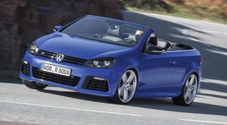 Volkswagen Golf R Cabrio descapotado