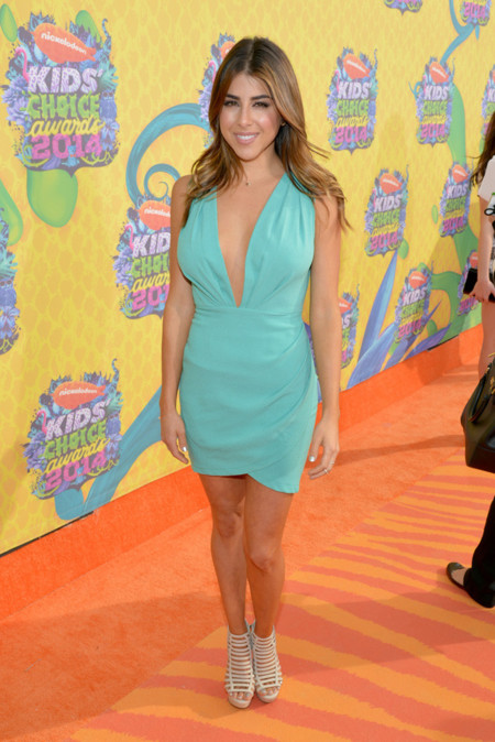 Daniella Monet Kids Choice Awards 2014 peor vestidas