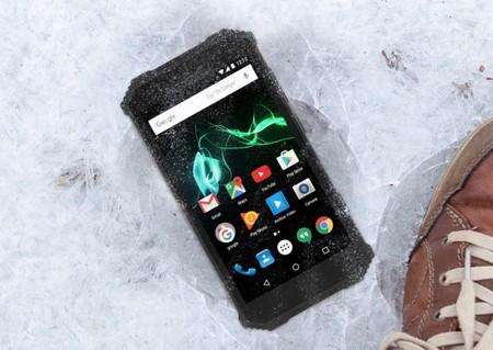 ARCHOS Saphir 50X: un móvil resistente a caídas, certificación IP68 y 4.000mAh por menos de 150 euros