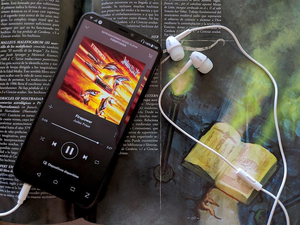 Sonido Asus™ Zenfone