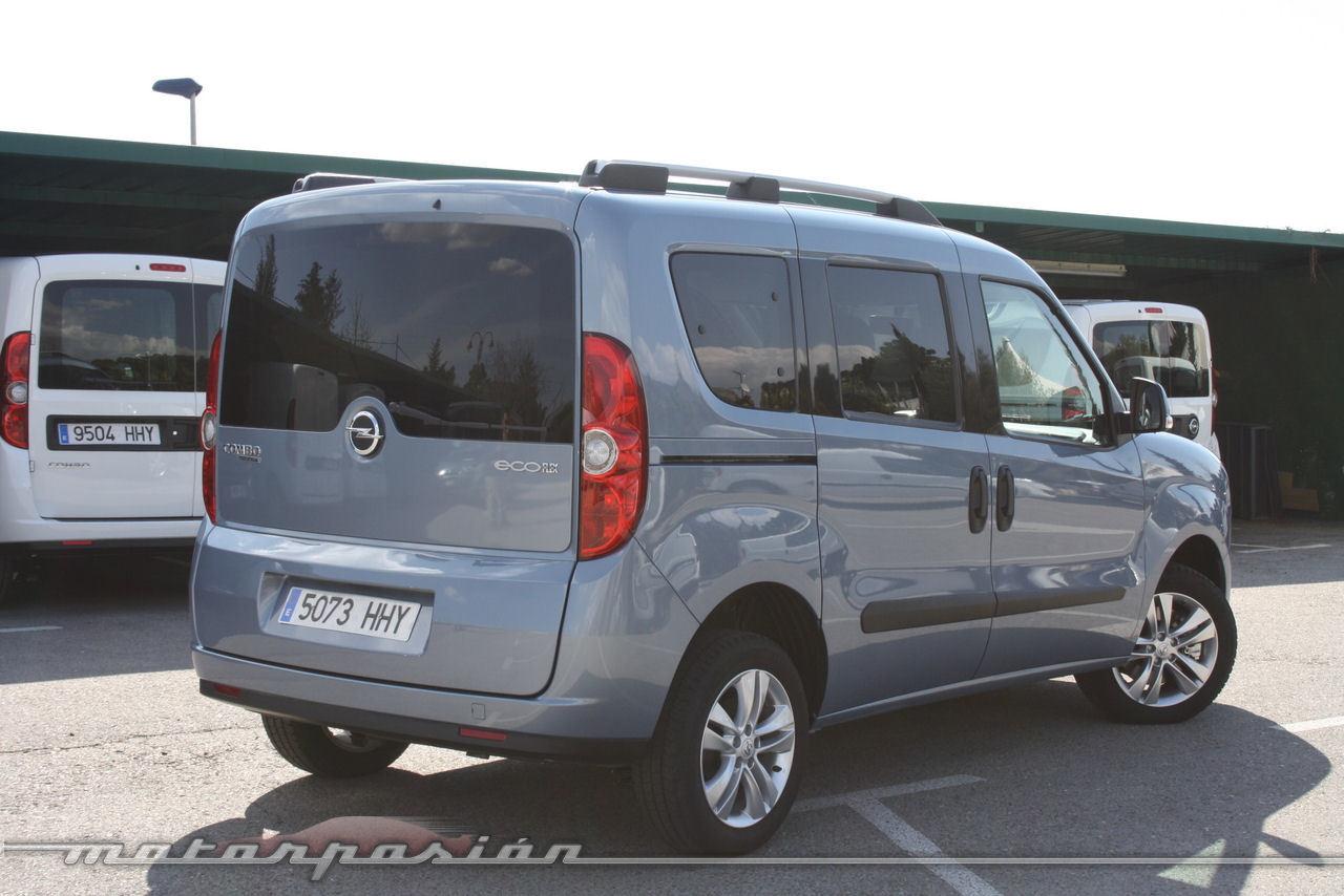 Foto de Presentación Opel Combo 2012 (24/28)