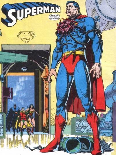 Superman Poseido