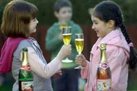 Champaña para niños de Disney ¿Tú qué opinas?