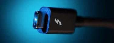 Thunderbolt 4: el nuevo estándar de Intel quiere integrarse con USB4 y estar en los Mac del futuro