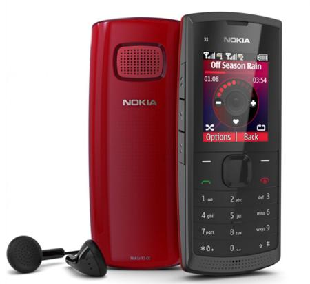 Nokia X1-01 y C2-00, teléfonos asequibles con dual SIM