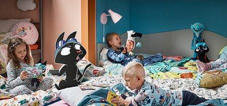 Los niños también son protagonistas en las novedades de IKEA