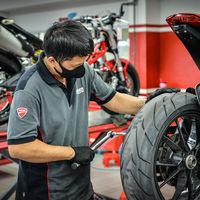 Ducati, Piaggio, MV Agusta y otros fabricantes de motos ya preparan su vuelta a la nueva normalidad