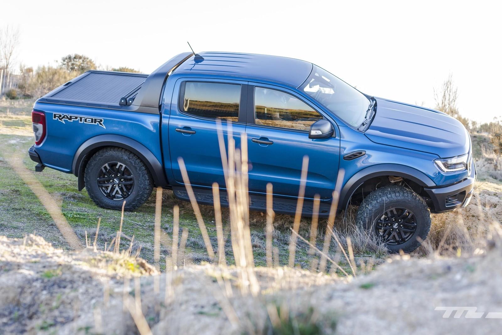 Foto de Ford Ranger Raptor 2020, prueba (14/36)
