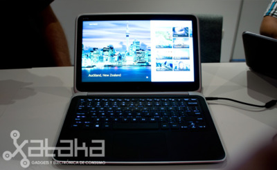 Dell XPS Duo 12, toma de contacto