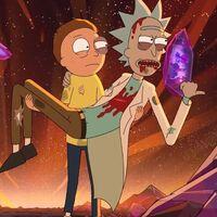 'Rick y Morty': el tráiler de la temporada 5 de la gamberra serie animada anuncia su fecha de estreno