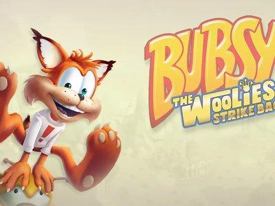 20 años después, Bubsy volverá en octubre con Bubsy: The Woolies Strike Back [GC 2017]